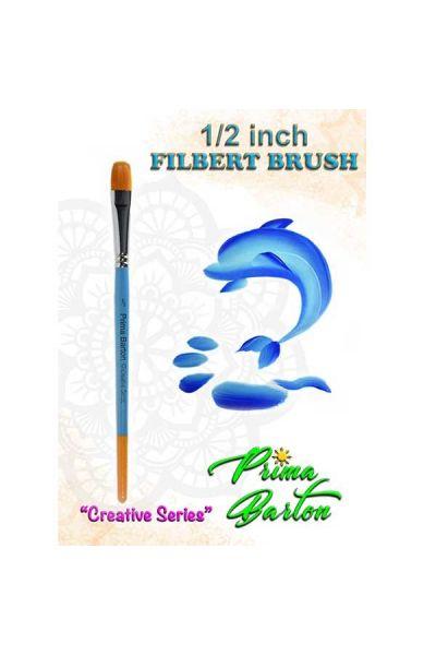 Prima Barton Filbert Brush 1/2