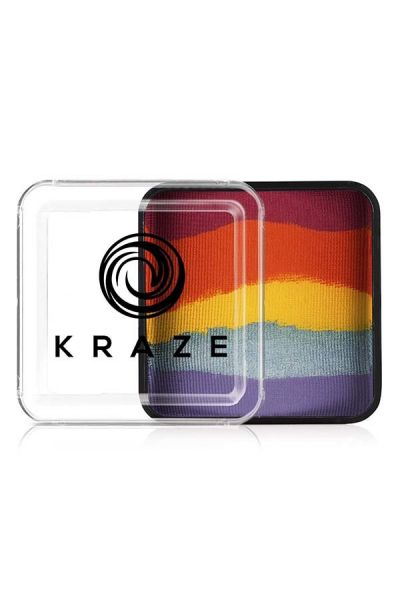Kraze FX Dome Cake 25gr Girly Girl Rainbow