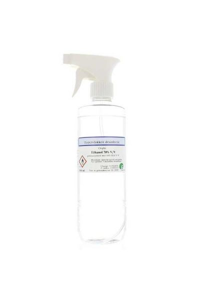 Alcohol Ethanol Spray 500ml