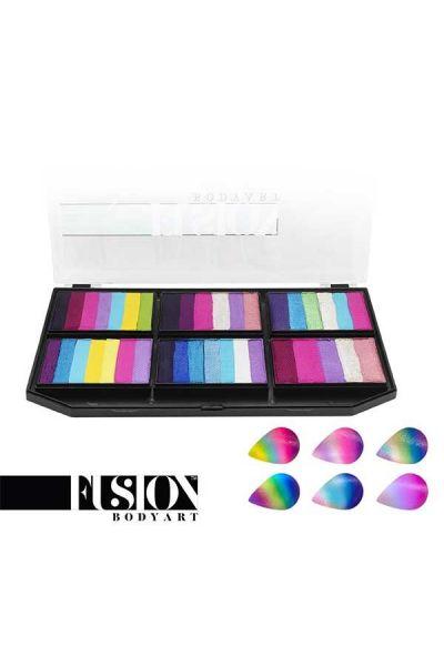 Fusion Leanne's Happy Pixie Petal Palette