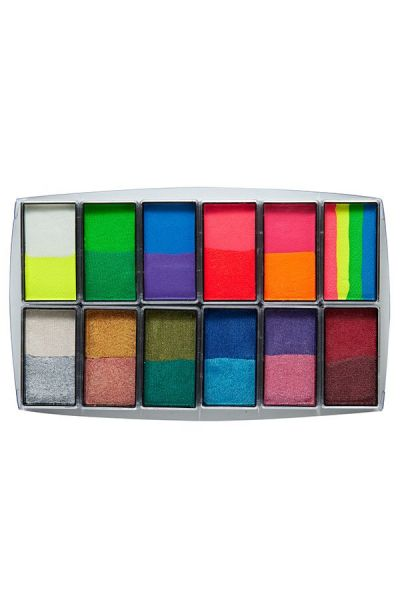 Global All You Need Bright & Shiny Palette 12 Pack