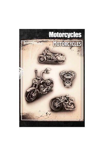 Wiser Airbrush Motorcycles