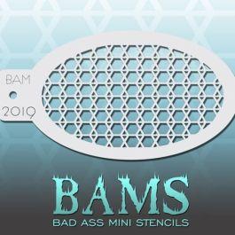 Bad Ass Mini Stencils BAMS 1000 series