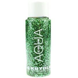 Kryolan Liquid Aquacolor Glitter Rood