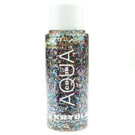 Kryolan Liquid Aquacolor Glitter Multicolor