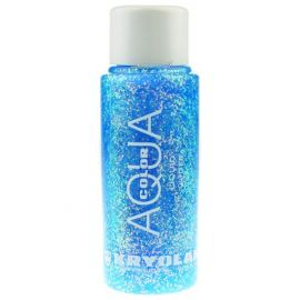 Kryolan Liquid Aquacolor Glitter Pastel Green