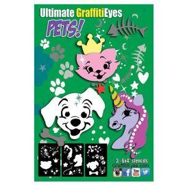 Lea Selley Ultimate Graffiti Eyes Pets