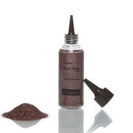Glimmer Glitter Refill Choclatebrown