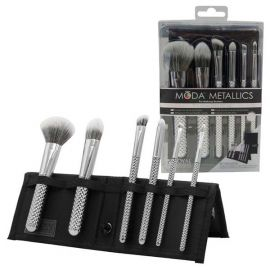 Royal Brush Moda Professional Makeup Brush Set 6 pc