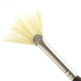Loew-Cornell Soft Comfort Taklon Angular Shader Brush (1/2'')