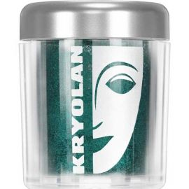 Kryolan Living Color Emerald  HD Living Color are vibrant pigments that conjure up fireworks of intensive colors on the skin