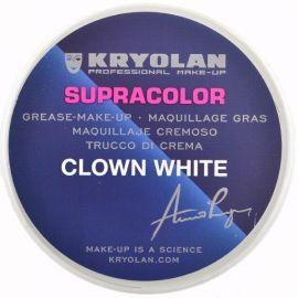 Kryolan Supracolor Clown White 80gr