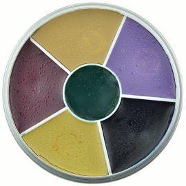 Kryolan Rainbow Circle Supracolor Black Eye