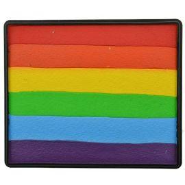 Sillyfarm True Rainbow Cake