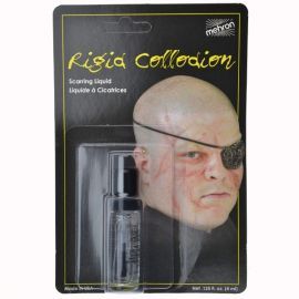Mehron Rigid Collodion / Scaring Liquid 4ml