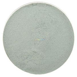 Fab Metallic Silverwhite With Glitter