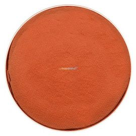 Fab Metallic Ploppy Orange