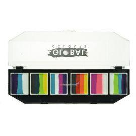 Global F.S. Palette Rainbow Burst