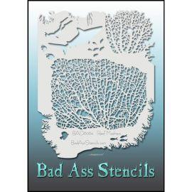 Bad Ass Reef Madness Bad Schmink Sjabloon