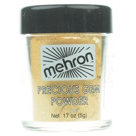 Mehron Gem Powder Aquamarine