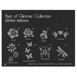 Glimmer Best of Glimmer Stencil Set