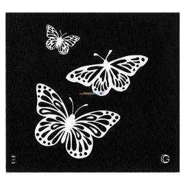 Glimmer HD Tattoo Medium (Butterfly Trio)