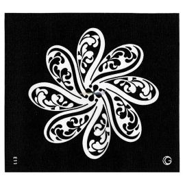 Glimmer HD Tattoo Medium (Pinwheel)