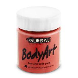Global Bodyart Brilliant Red