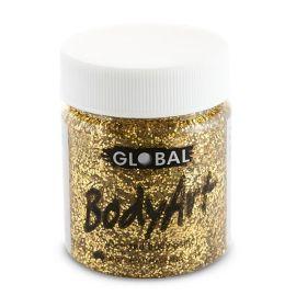 Global Bodyart Glitter Goud
