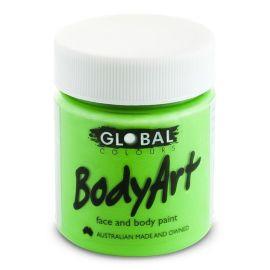 Global Bodyart Fluoro Groen