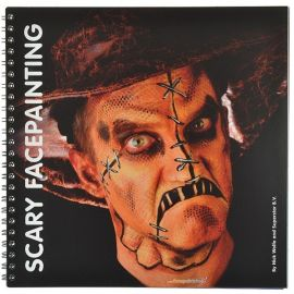 Scary Facepainting By Nick Wolfe