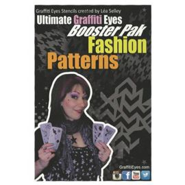 Lea Selley Ultimate Graffiti Eyes Booster Pak Outer Space