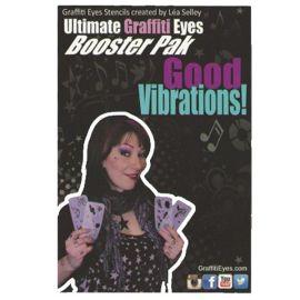Lea Selley Ultimate Graffiti Eyes Booster Pak Fashion Patterns