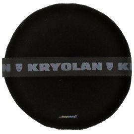 Kryolan Powder Puff Professioneel Black