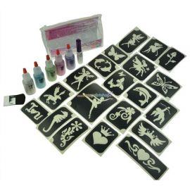 Tag Girl Glitter Tattoo Kit