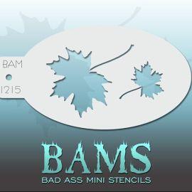 Bad Ass Stencil 1023