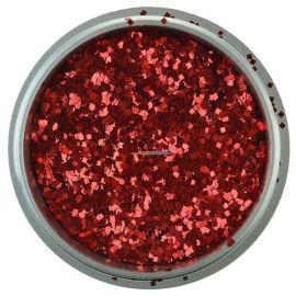 Kryolan Polyester Glitter Bright Red
