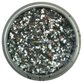 Kryolan Polyester Glitter Silver