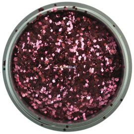 Kryolan Polyester Glitter Rose