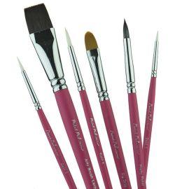 Sillyfarm Paint Pal Classic Brush Collection Set