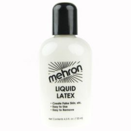 Mehron Liquid Neutral Latex