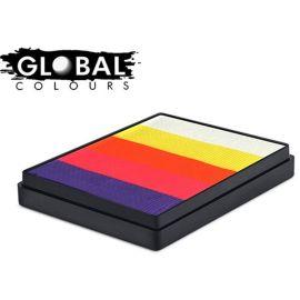 Global Rainbowcake Antartica