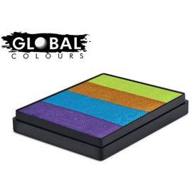 Global Rainbowcake Everglades