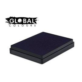 Global Aqua Schmink Square Container Dark Blue