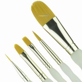 Royal Brush Soft Grip Set 5 Brushes