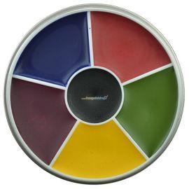 Kryolan Rainbow Circle Vetschmink Death