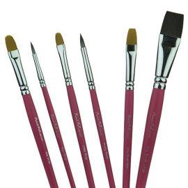Sillyfarm Paint Pal Variety Pack Brush Set