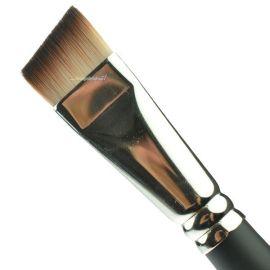 Facepaintshop Short Angular Penseel 1/2