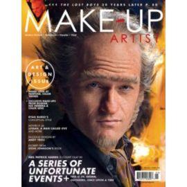 Make-Up Artist Magazine Aug/Sept 2016 Issue 121