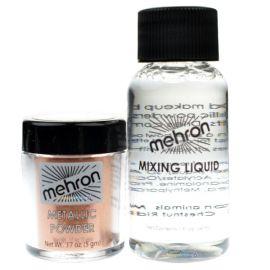 Mehron Metallic Powder Copper